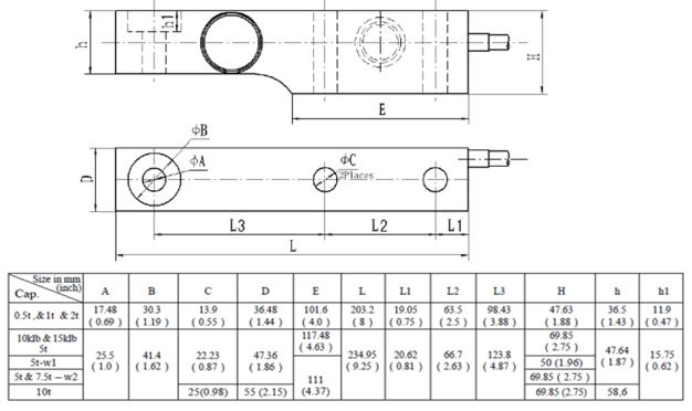 美国ZEMIC BM8G-C3完整型号推荐: BM8G-C3-0.5t-5B BM8G-C3-1t-5B BM8G-C3-2t-5B BM8G-C3-5t-5B BM8G-C3-7.5t-5B BM8G-C3-10t-5B 【广州南创】:15年行业品牌专家【中国正一级代理商】提供称重控制系统工程,称重传感器,位移/电子尺传感器等169个品牌,出售美国Tedea/Celtron,德国HBM,赛多利斯Sartorius传感器,梅特勒托利多mettler toledo,Transcell称重传感器,美国Ze
