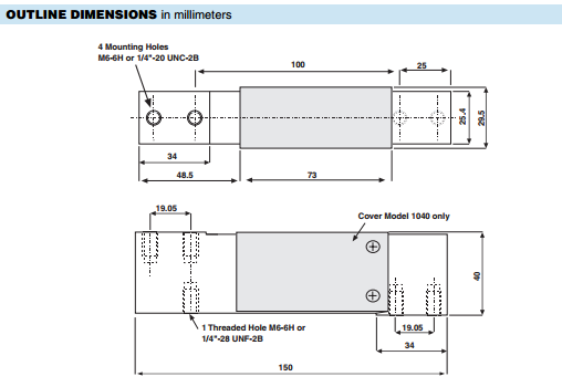 1040-75kg称重传感器_美国tedea 1040-75kg传感器